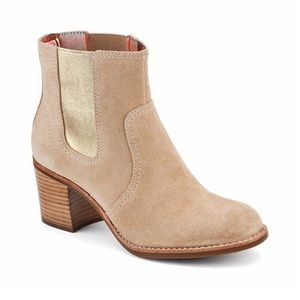 Sperry Top-Sider Marlow Booties Size 7 NWOT